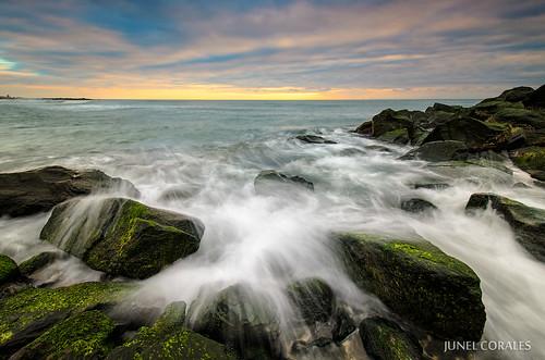 sea seascape beach sunrise nj shore monmouthcounty jerseyshore springlake springlakenj leefilters springlakenewjersey singhrayfilters
