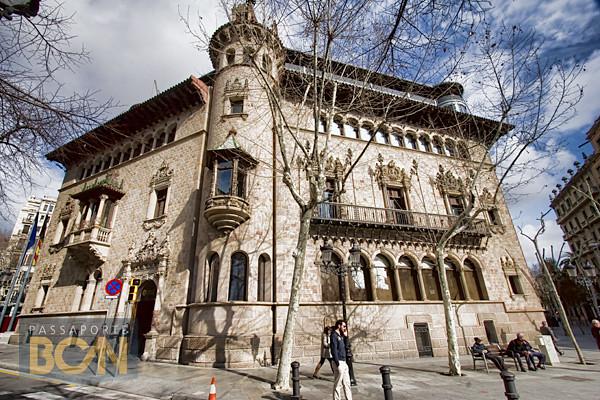 Casa Serra, Barcelona