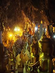 Shwe Oo Min Natural Cave Pagoda