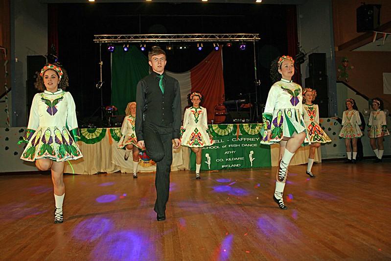 La Balad'Irlandaise (comité de Jumelage Grandvilliers-Athy) vous propose le samedi 23 mars prochain sa fête annuelle de la Saint Patrick