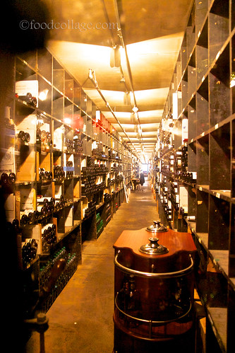Wine Cellar at Antoine's Restaurant (New Orleans)