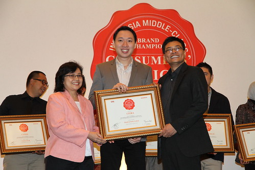 Indonesia Middle-Class Brand Forum 2013-Pond's