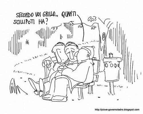 Quanti Scillipoti? by Livio Bonino