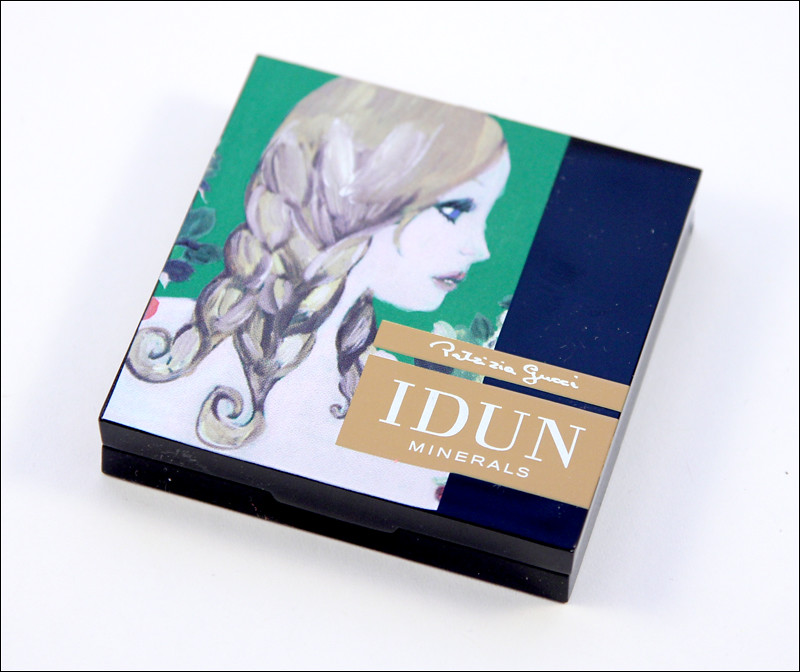 IDUN pressed mineral blush