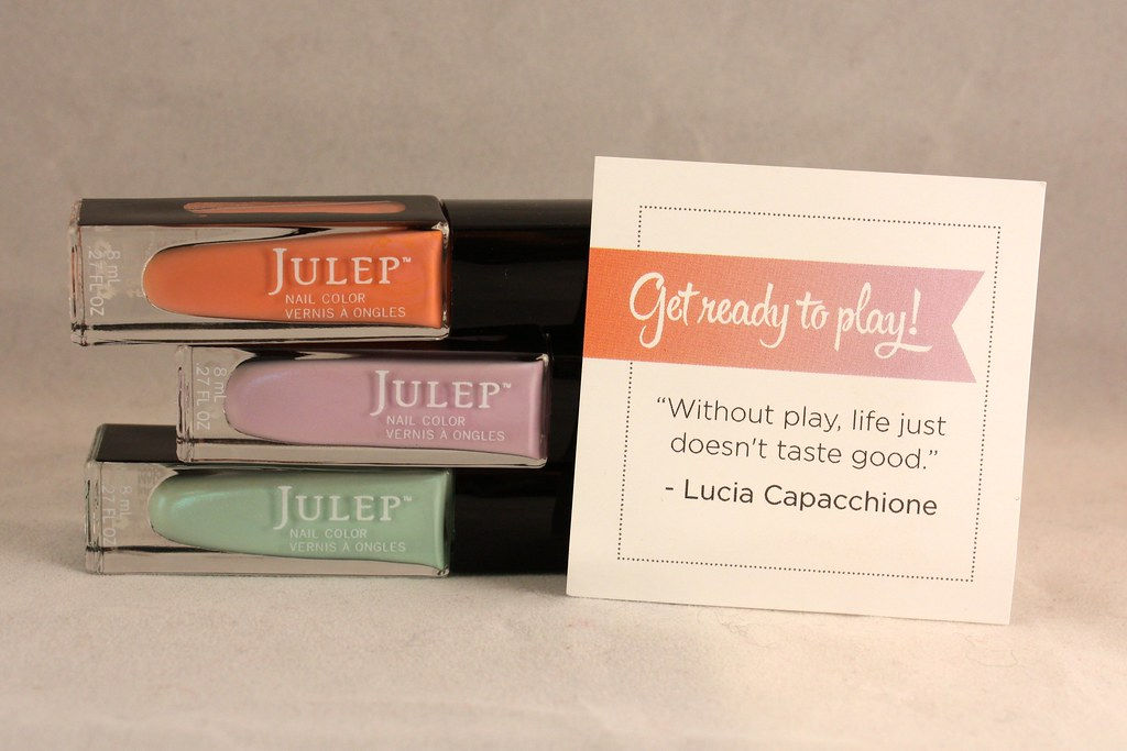 Julep Maven March 2013 It Girl Box