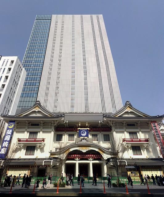 新歌舞伎座&歌舞伎座タワー