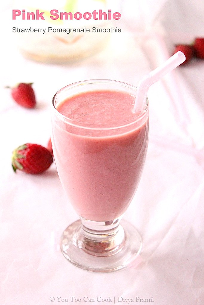 "Strawberry ""Pink"" Milk Recipes — Dishmaps"