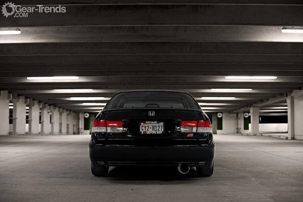 Civic Rear Shot