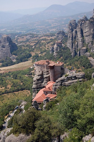 Grécia - Meteora