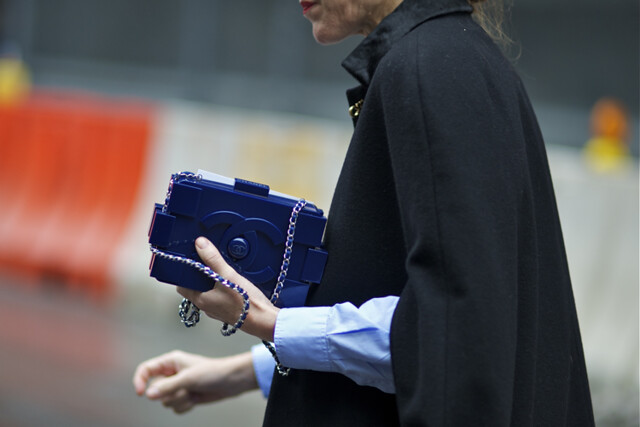 Annette Weber Chanel Lego Bag An Unknown Quantity New York Fashion Street Style Blog NYFW MBFW