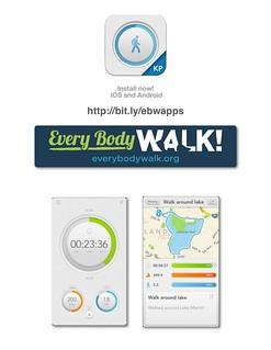 Every Body Walk! App Download 20628