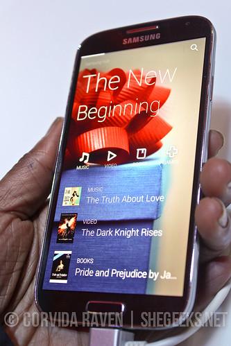 Samsung Galaxy S4 - Samsung Hub