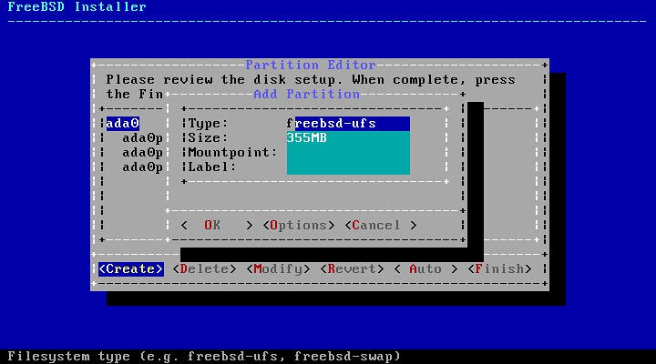 FreeBSD — говно
