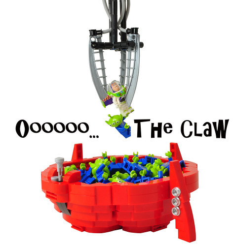 The CLAW!!! by Si-MOCs