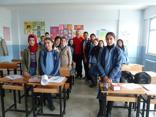 Tatvan's Hüseyin Çelik Anadolu Lisesi by mattkrause1969