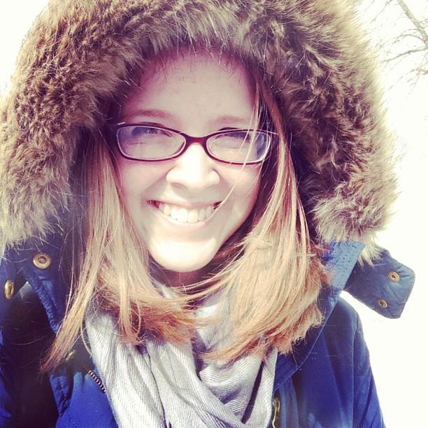 -15 Celsius windchill. Bbbbbrrrrrrr!