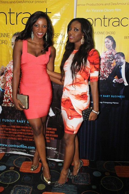 Elizabeth & Roseline Okoro