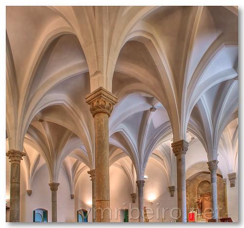 Interior da Matriz (antiga Mesquita) de Mértola by VRfoto