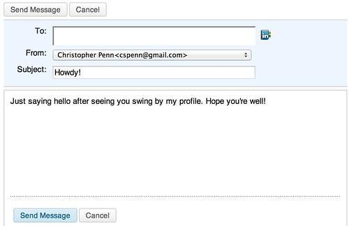 Messages   LinkedIn