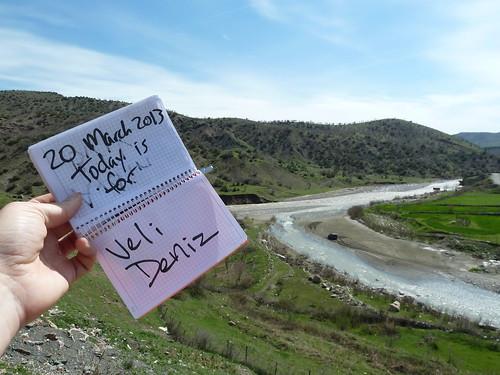 Today is for Veli Deniz by mattkrause1969