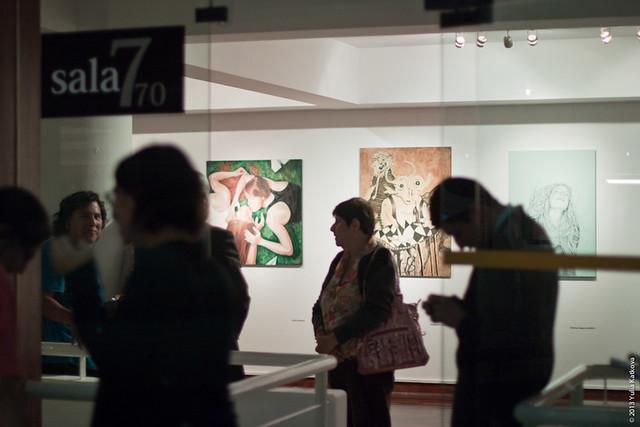 Muestra Colectiva CC Ricardo Palma