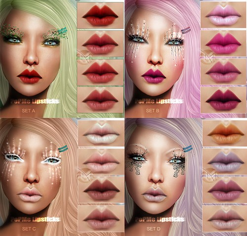 PoPMe_lipsticks SETS by ::Modish::