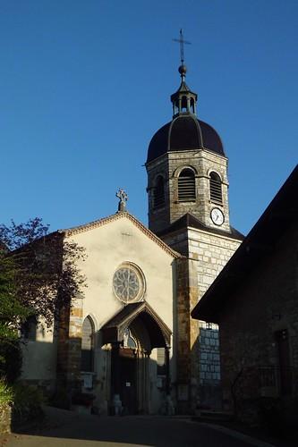 La chapelle de Montfort
