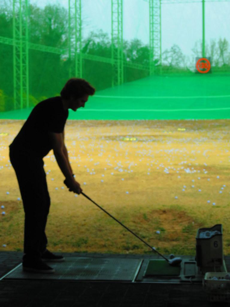 Golf range Daegu
