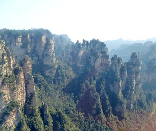 Hunan13-Parc-Ascenseur de Bailong (6)
