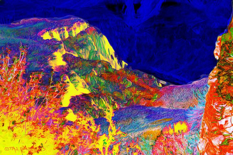 """Grand Canyon Depths"""