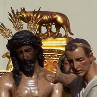 Pilatos presenta a Jesús a Sevilla