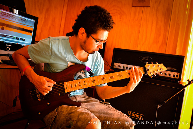 Photo:Ensayo 4 By Mathias Miranda
