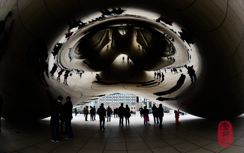 """Cloud Gate"""