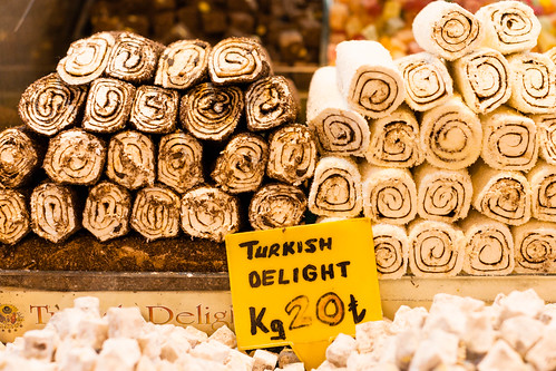 Turkish Delight; copyright 2013: Georg Berg