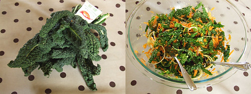 Kale & Carrot Salad