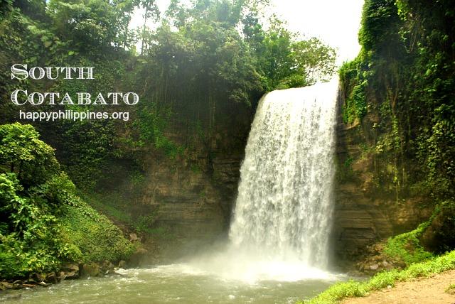 Lake Sebu Waterfalls