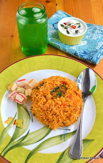 tomato rice thakkali sadam recipe
