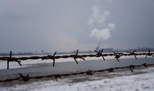 vom Eise befreit ist hier nüscht... ~ Osterspaziergang 2013