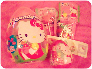 Hello Kitty Easter Candy finds :)