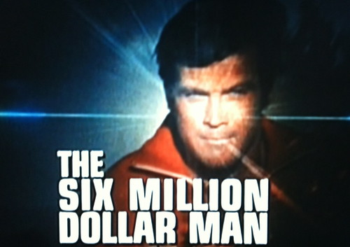 Six Million Dollar Man intro