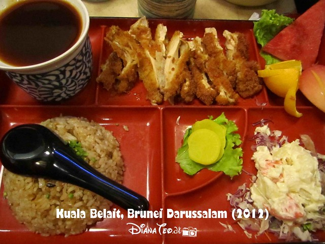 Excapade Sushi Kuala Belait 2012 08
