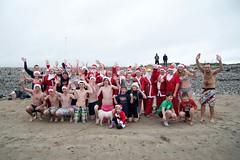 Santa Splash 2012