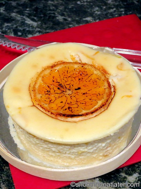 Cheesess Valencia Orange Cheesecake HK$138