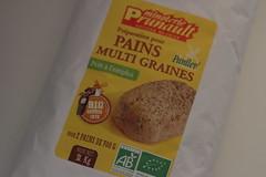 Préparation pour pain multi-graines