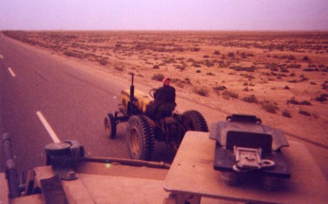 Iraqi Tractor
