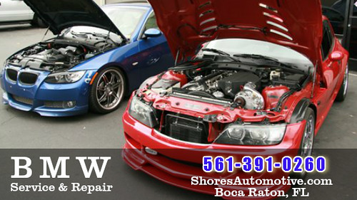 BMW Service Shop Boca Raton