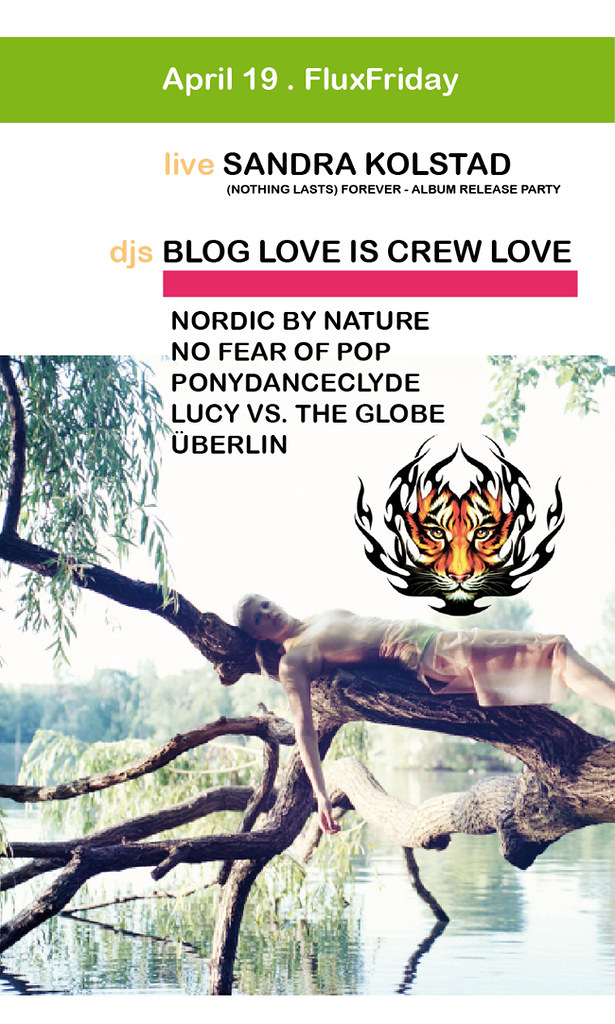 BLOG LOVE IS CREW LOVE