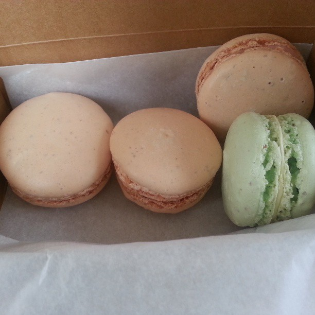 Macarons from Formaggio Kitchen