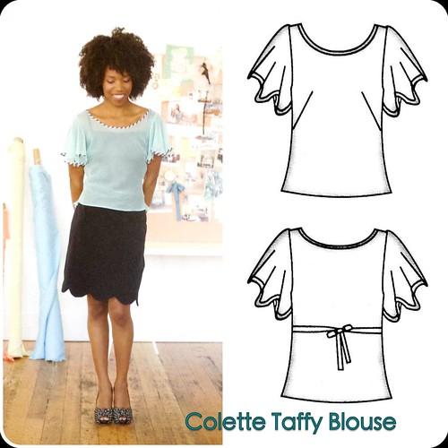 Colette Taffy