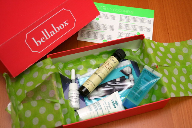 Bellabox April 2013 features six goodies